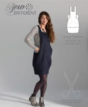 FULL PINAFORE SUNDAY SEWING & OVERLOCKER WORKSHOP  SATURDAY 21ST NOVEMBER
